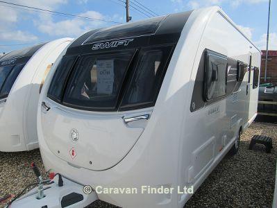 New Swift Sprite Vogue 590 TD 2021 touring caravan Image