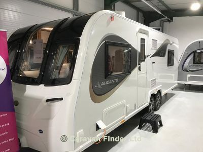 New Bailey Alicanto Grande Porto 2021 touring caravan Image