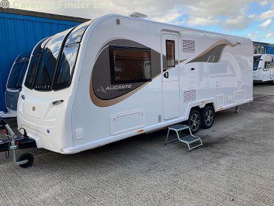 New Bailey Alicanto Grande Faro 2021 touring caravan Image