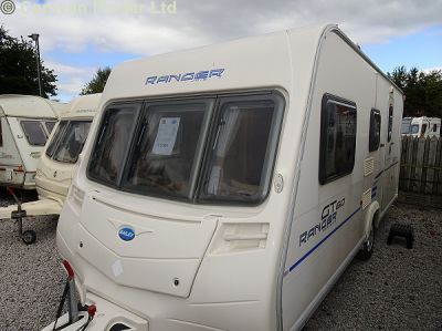 Used Bailey Ranger GT60 500 S6 2010 touring caravan Image