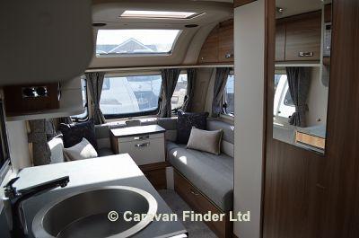 New Swift Finesse 590 2021 touring caravan Image