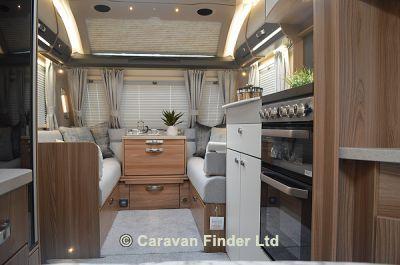 New Bessacarr By Design 580 2021 touring caravan Image