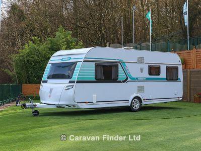 Used Tabbert PEP 540 E 2018 touring caravan Image