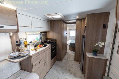 Used Compass Casita 860 2021 touring caravan Image