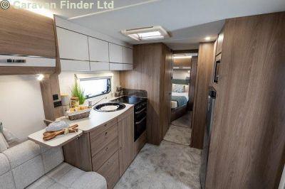 Used Compass Casita 868 2021 touring caravan Image
