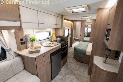 Used Compass Camino 550 2021 touring caravan Image