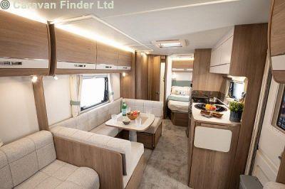 Used Compass Casita 840 2021 touring caravan Image