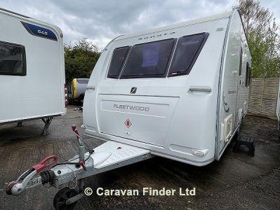 Used Fleetwood Sonata Serenade 2009 touring caravan Image