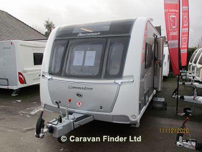 New Buccaneer Commodore 2021 touring caravan Image