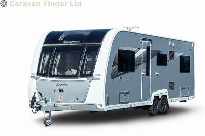 New Buccaneer Aruba 2021 touring caravan Image