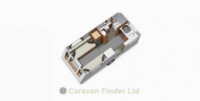 New Xplore 422 2022 touring caravan Image