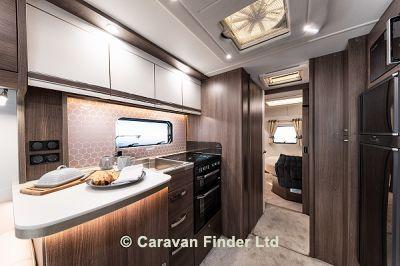 New Buccaneer Commodore 2022 touring caravan Image