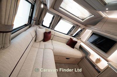 New Elddis Crusader Borealis 2022 touring caravan Image