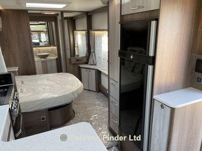 New Coachman Lusso 2 2022 touring caravan Image