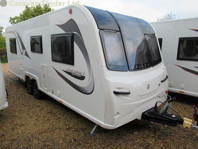 New Bailey Unicorn Pamplona 2021 caravans for sale, Oxford ...
