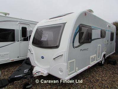 Used Bailey Pursuit 560-5 2014 touring caravan Image