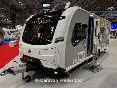 New Coachman Laser Xcel 875 2022 touring caravan Image