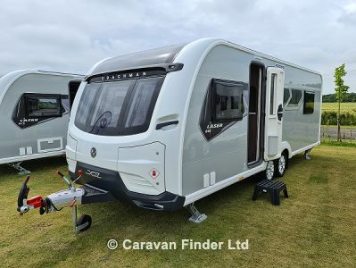 New Coachman Laser Xcel 845 2022 touring caravan Image