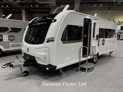 New Coachman Lusso I 2022 touring caravan Image