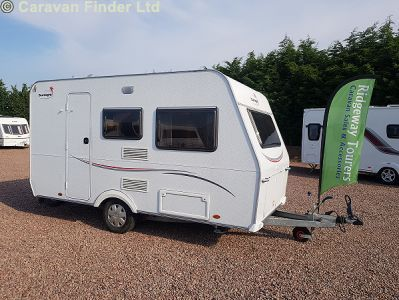 Used Other Sunlight C37K NJOY 2014 touring caravan Image