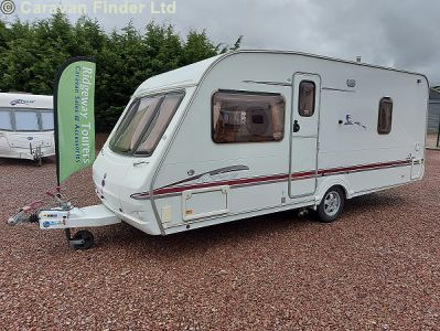 Used Swift Archway Hartwell 2006 touring caravan Image