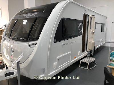New Swift Continental 620 SR 2021 touring caravan Image