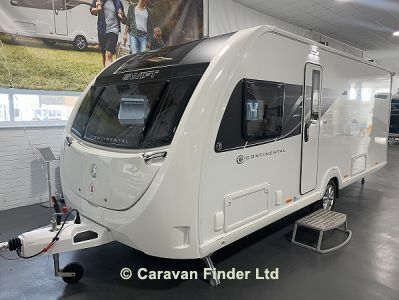 New Swift Continental 880 dealer special 2021 touring caravan Image