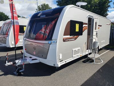 New Elddis Crusader Storm 2021 touring caravan Image