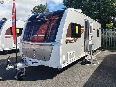 New Elddis Crusader Borealis 2021 touring caravan Image
