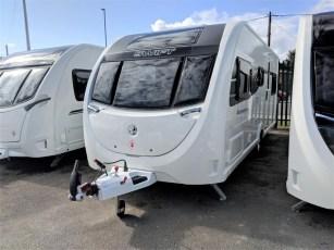 New Swift Aventura M6 TD 2021 touring caravan Image