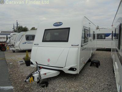 Used Caravelair Antares 485 2018 touring caravan Image