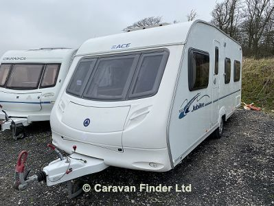 Used Ace Aristocrat 2008 touring caravan Image