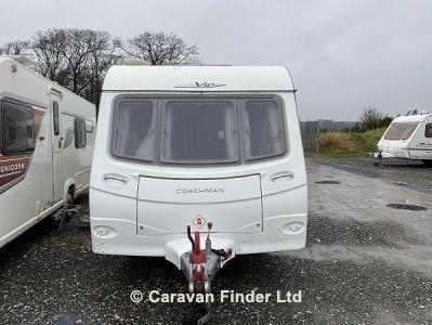 Used Coachman VIP 520 2010 touring caravan Image