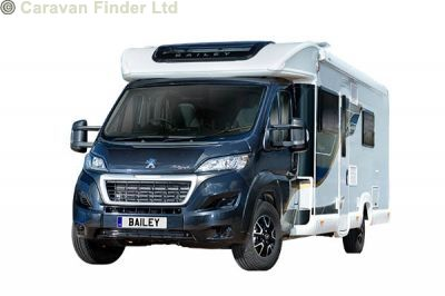 New Bailey AUTOGRAPH 81-6 2021 motorhome Image