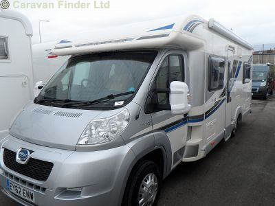 Used Bailey APPROACH SE 745 2012 motorhome Image