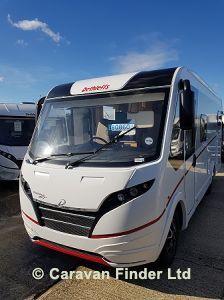 New Dethleffs Globebus i006 GT Silver 2020 motorhome Image