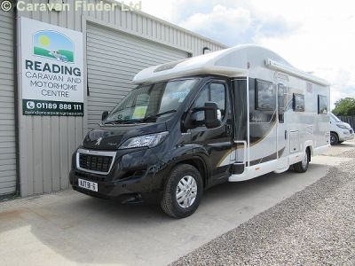 New Bailey Autograph 81-6 Current motorhome Image