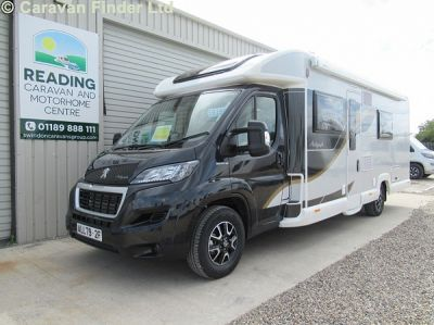 New Bailey Autograph 79-4F Current motorhome Image