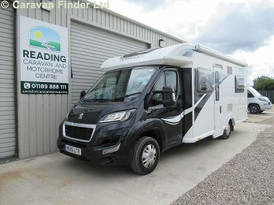 Used Bailey Approach Autograph 740 2016 motorhome Image
