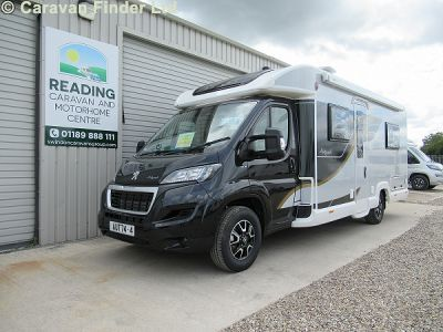 New Bailey Autograph 74-4 Current motorhome Image