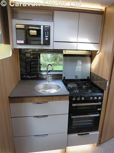 New Bailey Autograph 79-4F 2020 motorhome Image