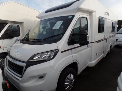 New Bailey Advance 76-2T 2019 motorhome Image