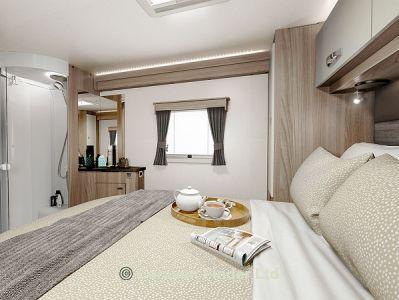 New Swift Kon-tiki Sport 599 Lounge 2021 motorhome Image
