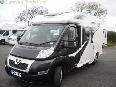 Used Bailey APPROACH COMPACT 540 2014 motorhome Image