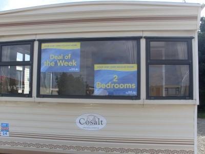Used Cosalt Resort 2000 staticcaravan Image