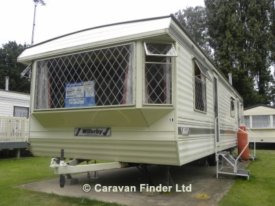 Used Willerby willerby leven 1992 staticcaravan Image